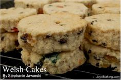 welsh cakes... definitely trying these soon. @Tonya Peterson would love these.