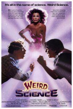 Weird Science 27x40 Movie Poster (1985)