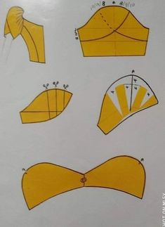 Pattern Drafting Tutorials, Sewing Tutorials, Sewing Projects, Sewing Hacks, Techniques Couture, Sewing Techniques, Dress Sewing Patterns, Clothing Patterns, Sewing Sleeves