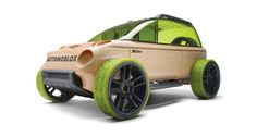The 14 piece Automoblox green mini Sport Utility is made of European beech wood. Fully interchangeable with all other Automoblox Toys For Little Kids, Toys For Boys, Sports Games For Kids, Play Vehicles, Wooden Car, Wood Toys, Gifts For Boys, Baby Toys, Cool Photos