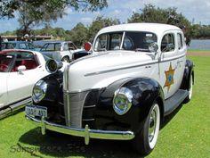Sunset Beach Patrol Ford