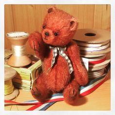 Brownie by Pepper Bears