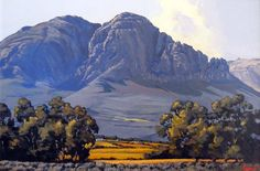 Landscape Art, Landscape Paintings, Landscapes, Native American Quotes, South African Artists, Scratchboard, Ted, Art Gallery, Scene