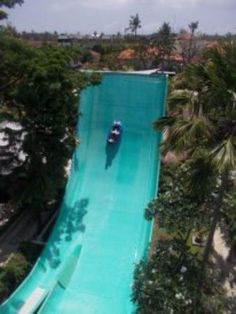 I went on his. The Boomerang at Waterbom park in Bali. it is so freaky and epic!!!! Water Bombs, Bali Trip, Bali Travel, Wanderlust, Dreams, Park, World, Places, Outdoor Decor