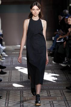 Julien David Spring 2016 Ready-to-Wear Fashion Show