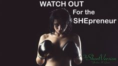 WATCH OUT for the #shepreneur baaaa - but is she a REAL  #entrepreneur ? https://youtu.be/PS9k2Sj1B4I on @ShortVersionTV 
