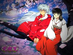 Inuyasha and Kikyou