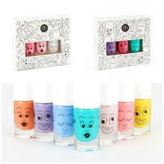 Para las peques más coquetas, en la #LibreríaMPM tenemos los nuevos esmaltes de uñas para niños de @hellonailmatic