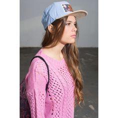 JERSEY CALADO ROSA By Kaotiko Streetwear