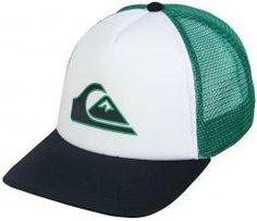 Green Classic Quiksilver Hat