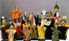 Marionetas Klee