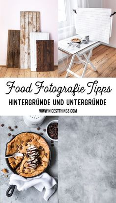 Food Fotografie Hintergrund Untergrund Tipps: DIY Fotountergründe selber machen… Food Photography Background Underground Tips: DIY photo backgrounds themselves make wood and concrete, buy the most beautiful backdrops, which background to which dish? Food Photography Props, Photography Tips, Photography Training, Photography Hashtags, Photography Courses, Photography Lightbox, Kirlian Photography, Photography Internships, Photography Degree