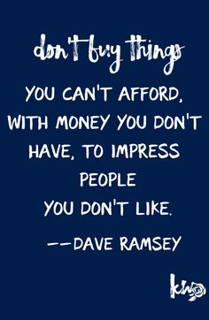25 Dave Ramsey Quotes to Keep You Disciplined on your journey to being debt free Financial Quotes, Financial Peace, Financial Tips, Financial Planning, Financial Literacy, Dave Ramsey Quotes, Quotes To Live By, Life Quotes, Change Quotes