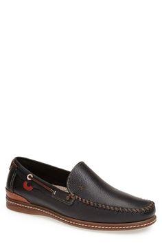 Fluchos 'Neo Nobuck' Loafer (Men) available at #Nordstrom