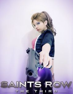 #Shaundi from #SaintsRow Cosplayer/Cosmaker:www.facebook.com/isssecosplay