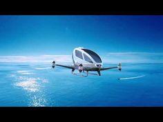 Pregopontocom Tudo: Dubai terá veículos aéreos não tripulados transportando passageiros...