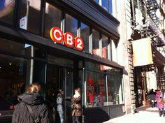 CB2 in New York, NY