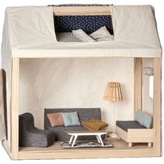 Maileg Ginger Family House (inc. furniture) - Trouva