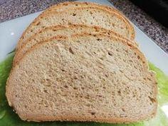 Domácí kmínový chléb   výsledný domácí chleba