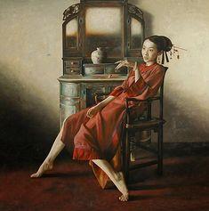 Lu Jian Jun - Title Unknown