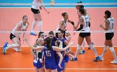 DAY 1:  Women's Volleyball - Russia vs Argentina