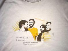 Camisa Los Hermanos