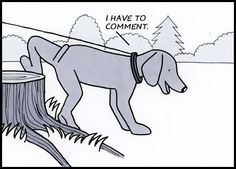 Dog In Charge comic strip.   From today's - March 21, 2012