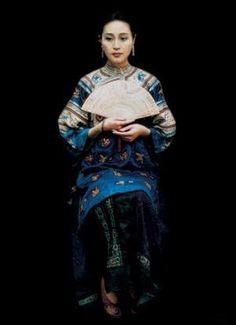 Chen Yifei - Memory of Xun Yang