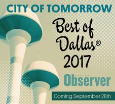 #BestofDallas voting ends Sept. 10th! Vote now for your favorite places in Dallas.    www.SueKrider.com