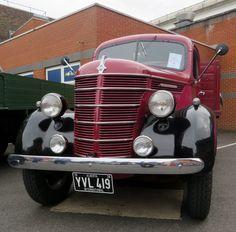 International Harvester D15 Stakeside 1939