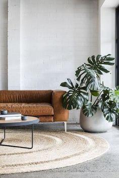 Big Living Rooms, Boho Living Room, Living Room Modern, Living Room Designs, Living Room Decor, Modern Sofa, Small Living, Dining Room, Living Room Flooring