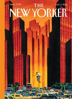 "Cover Story: Mark Ulriksen's ""Endless Summer"" - The New Yorker"