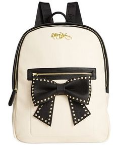5078049b3772d5 Betsey Johnson Backpack & Reviews - Handbags & Accessories - Macy's. Cute  HandbagsBackpack HandbagsMk ...