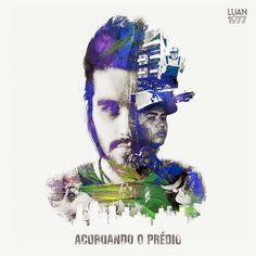 """""""Acordando o Prédio"""" by Luan Santana was added to my Discover Weekly playlist on Spotify"""
