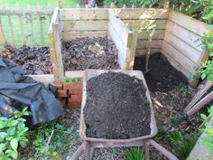 Turning the compost pile today, you can find out how to make perfect compost with the link below, http://www.youtube.com/watch?v=M1kIpCBD3UI&feature=share&list=PL3VEy0_tuFgQeKmtibY102fmd4X--BjLC&index=10