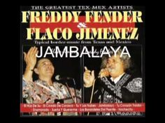 JAMBALAYA (ORIGINAL) by FREDDY FENDER.flv - YouTube