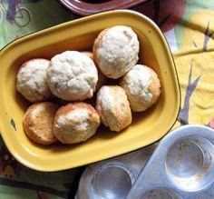 banana, coconut, & lime muffins