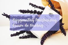 Oxygenating Moisturizing Cream de Naobay