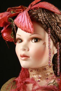 Rare-MUNDIA-26-Porcelain-Seasons-Automne-AUTUMN-Christine-Cecile-France