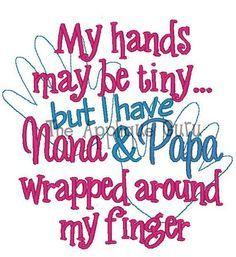 Papa & Nana Quotes and Sayings Papa Quotes, Grandma Quotes, Family Quotes, Child Quotes, Mother Quotes, Cricut, Grandma And Grandpa, Call Grandma, Machine Embroidery Patterns