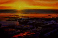 Original Oil on Canvas. Dylan Cotton
