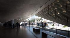The Broad Museum, Los Angeles, California. By Yayoi Kusama