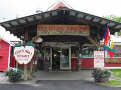 Cold Hollow Cider Mill, Vermont