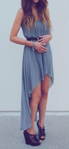 New Style Sleeveless Dress