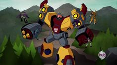 "Transformers Animated Omega Supreme (from ""A Bridge Too Close, Part 2"")"