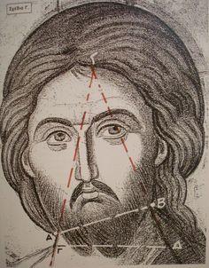 Byzantine Icons, Byzantine Art, Religious Icons, Religious Art, Good Shepard, Face Icon, Best Icons, Orthodox Icons, Sacred Art