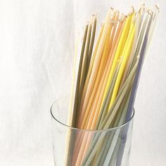 FAROY Thin Tapered Candles