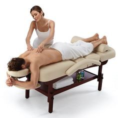 The Many Benefits Of Getting A Massage. It can be tough to receive and also to give a massage. The rules are different depending on the massage type. Both massage amateurs and pros can benefit fr Massage Therapy Rooms, Massage Room, Spa Massage, Formation Massage, Massage Table, Massage Chair, Massage Center, Rustic Basement, Massage