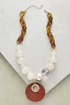 Beacheress Necklace #anthropologie