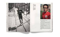Rabona Magazine on Behance